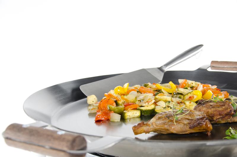 GrillSymbol Paella Frying Pan PRO-460
