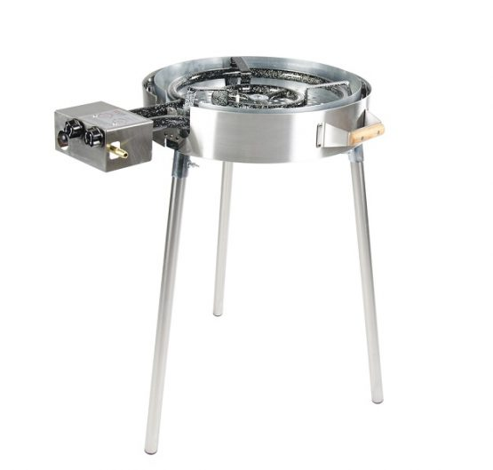 GrillSymbol Paella Wok-Set PRO-545