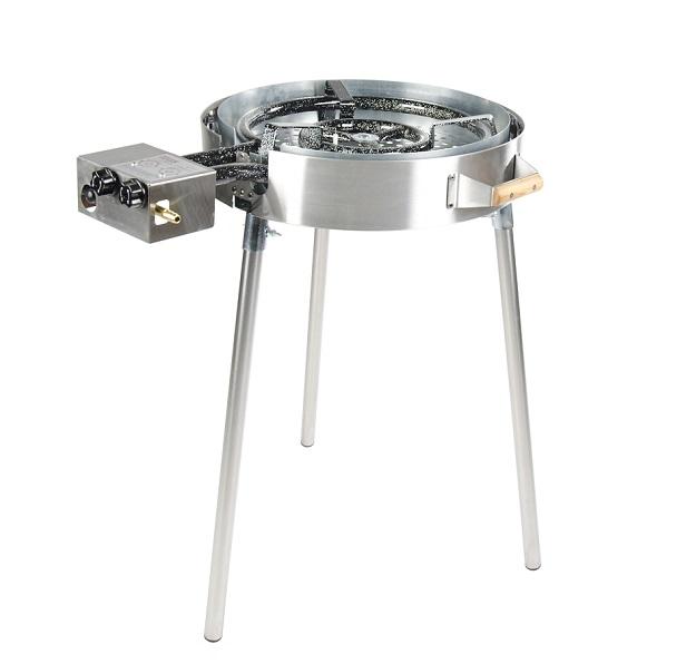 GrillSymbol Paella Wok Set PRO-545