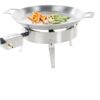 GrillSymbol Paella Frying Pan Set Basic-460