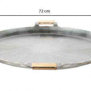 GrillSymbol Стальная сковорода Paella PRO-720