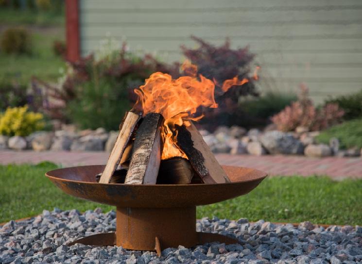 GrillSymbol Feuerstelle Chiaro