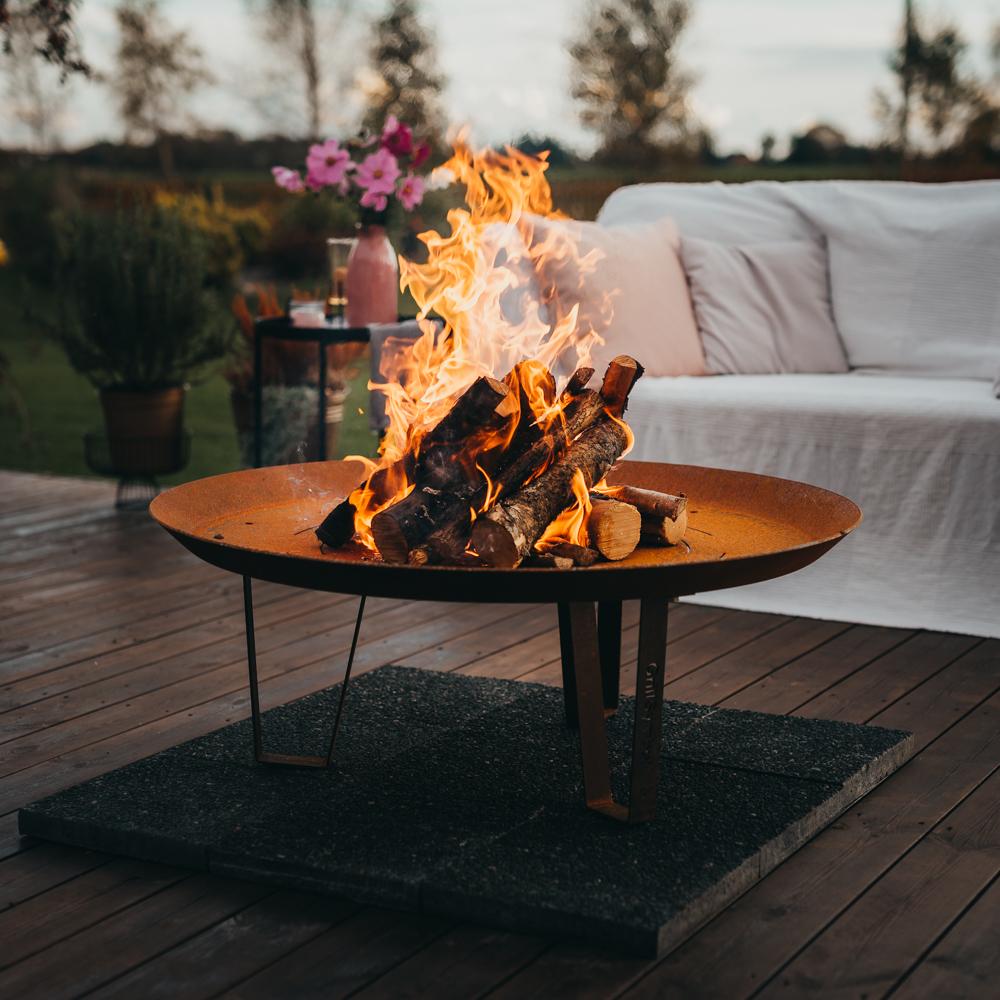 GrillSymbol Feuerstelle Elegante XL
