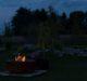 GrillSymbol Luna Outdoor Wood Burning Fire Pit