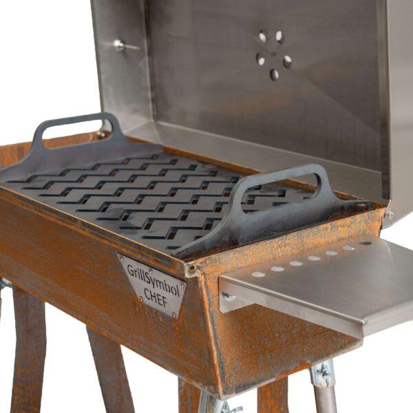 Parrilla De Diseño GrillSymbol Chef