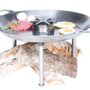 GrillSymbol Paella Skillet Wild Chef Set 46