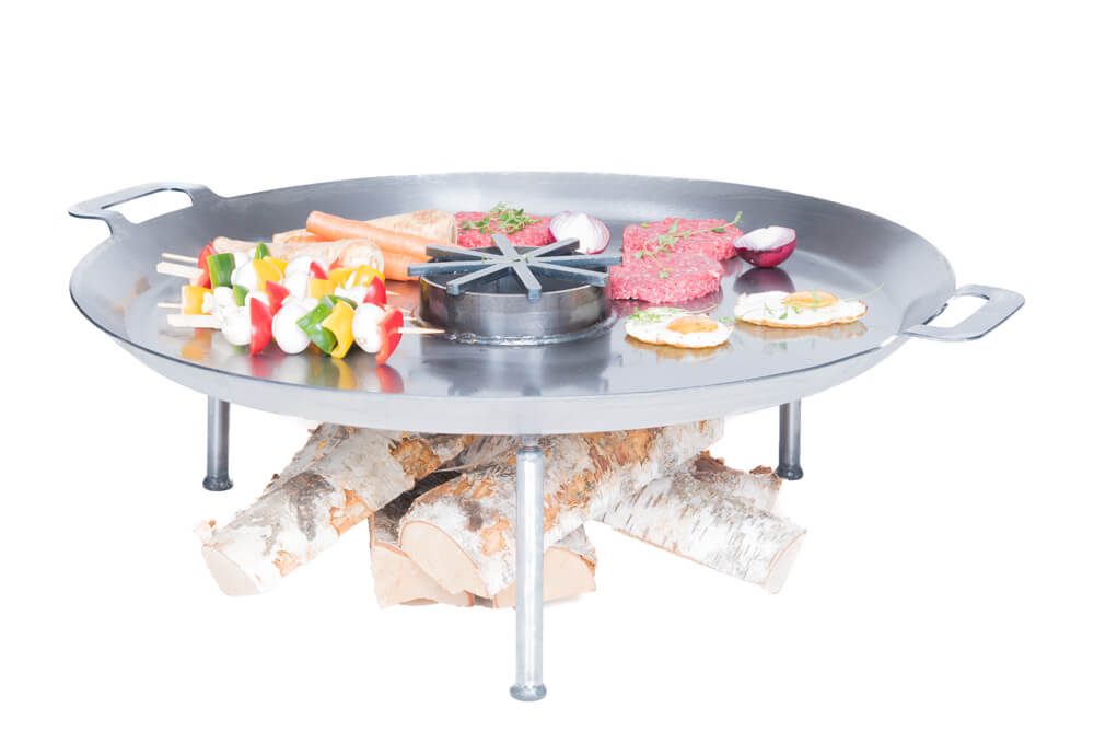 GrillSymbol Wild Chef Set 72