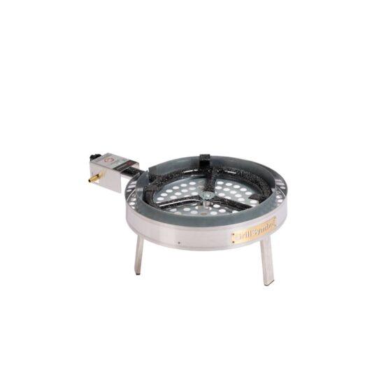 GrillSymbol Kit de WOK PRO-450 inox